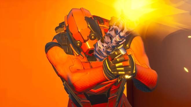 Fortnite: Battle Royale - Vertex Cinematic Shot Showcase 📸🧡✨ image 6