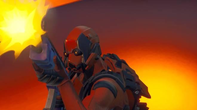 Fortnite: Battle Royale - Vertex Cinematic Shot Showcase 📸🧡✨ image 2
