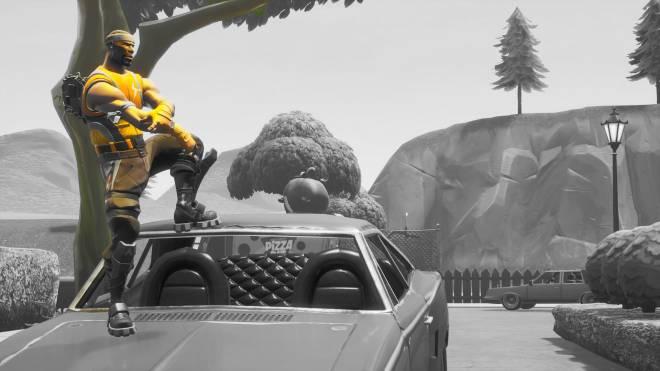 Fortnite: Battle Royale - Greasy Grove Memories 😔🍔💔 image 11
