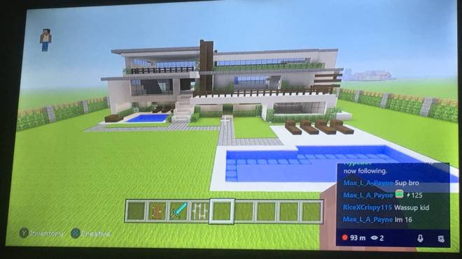 Minecraft: General - jus got bored n made a house tbh 😂 image 3