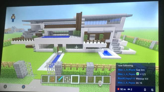 Minecraft: General - jus got bored n made a house tbh 😂 image 2