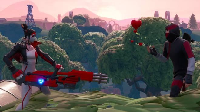 Fortnite: Battle Royale - Takara X Ikonik 💕✨ and a lil Pumpkin Boi 🎃 Ft. theuglycarti and CallMeLucifer  image 13
