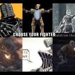 Choose your fighter (dark souls edition)