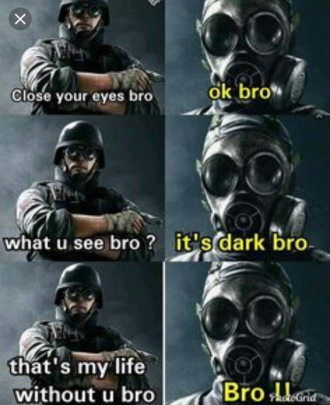 Rainbow Six: Memes - #Thermite is bad image 1