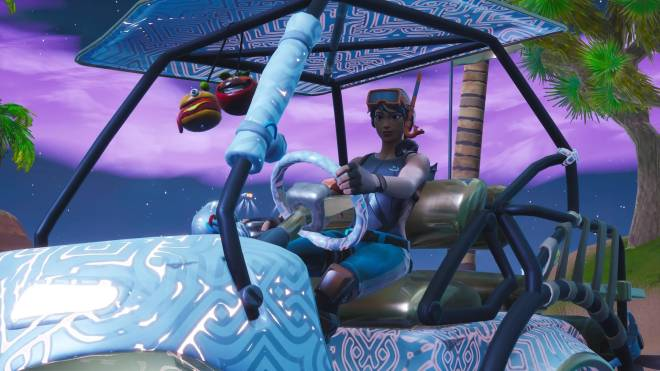 Fortnite: Battle Royale - Ready for Summer... 🏖️🏊🏼‍♀️✨(Snorkel Ops Showcase)  image 18