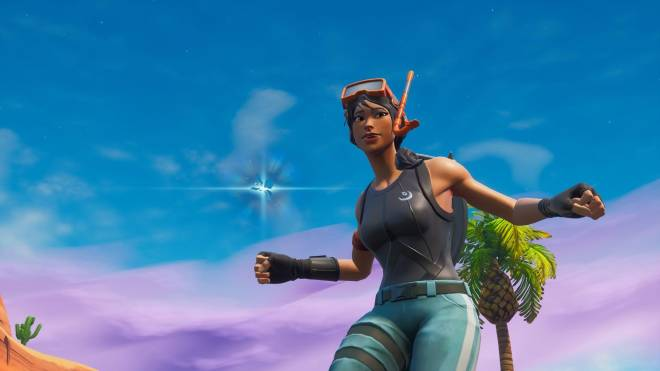 Fortnite: Battle Royale - Ready for Summer... 🏖️🏊🏼‍♀️✨(Snorkel Ops Showcase)  image 14