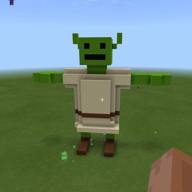 Minecraft: General - Shreck.... image 1