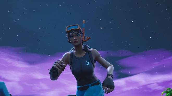 Fortnite: Battle Royale - Ready for Summer... 🏖️🏊🏼‍♀️✨(Snorkel Ops Showcase)  image 9