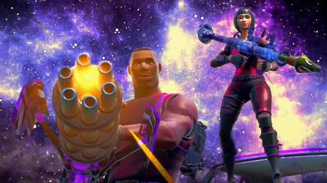 Fortnite: Battle Royale - Meet The Strikers 🎆🔮⚡️ ( Brilliant + Radiant Striker ) image 5