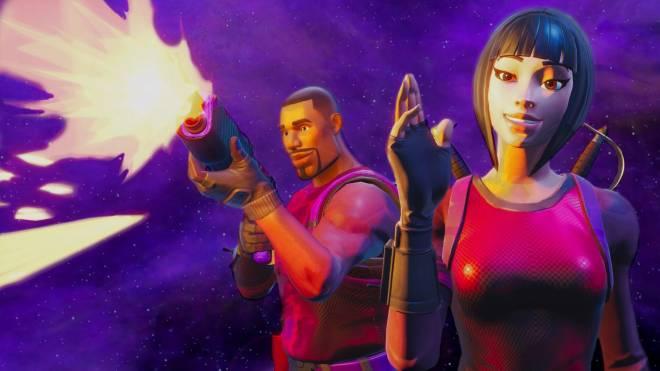 Fortnite: Battle Royale - Meet The Strikers 🎆🔮⚡️ ( Brilliant + Radiant Striker ) image 2