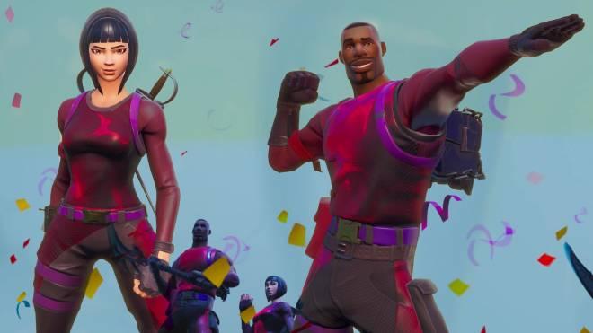 Fortnite: Battle Royale - Meet The Strikers 🎆🔮⚡️ ( Brilliant + Radiant Striker ) image 4