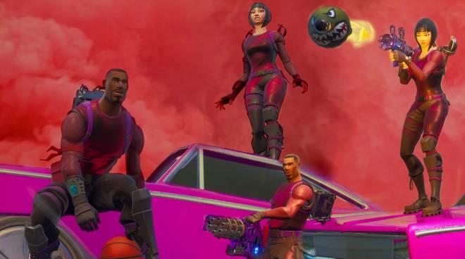 Fortnite: Battle Royale - Meet The Strikers 🎆🔮⚡️ ( Brilliant + Radiant Striker ) image 3