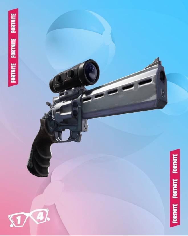 Fortnite: Battle Royale - Day 6 Guide (14 Days Of Summer) image 6