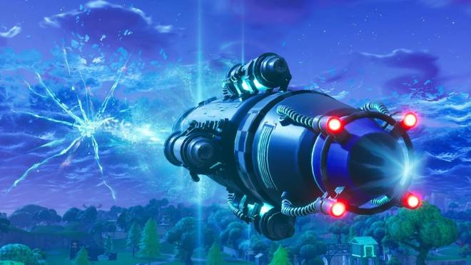 Fortnite: Battle Royale - 1 Year Since Rocket Event image 2