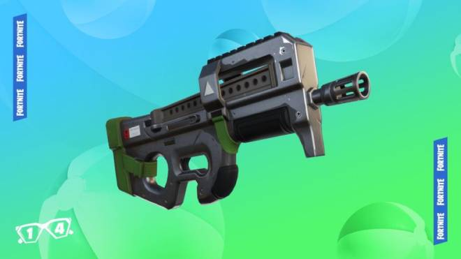 Fortnite: Battle Royale - Each day they're bringing back a vaulted weapon for one day only!  image 2