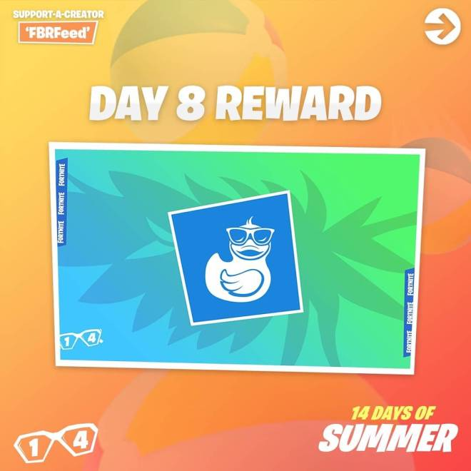 Fortnite: Battle Royale - Day 8 Guide (14 Days Of Summer) image 12