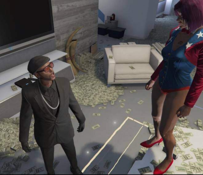 GTA: General - THIS IS HOW I SPENT MY 4TH DROP A PICTURE OR COMMENT BELOW LET ME KNOW WHAT YOU GUYS DID image 2