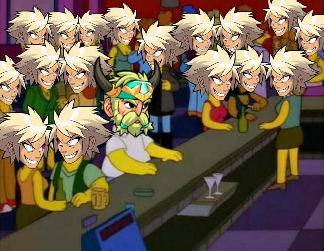 Brawlhalla: General - This is what you see in brawlhalla when a new legend is release image 1