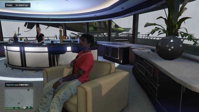 GTA: Memes - When you rich asf #Gta $10mill on the yacht 🛥 💰💵 image 1