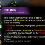 How level 20 survivors see ruin.
