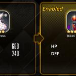 DEF vs HP Stats