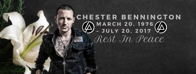 Entertainment: Music - Chester Bennington, Gone But Never Forgotten image 1