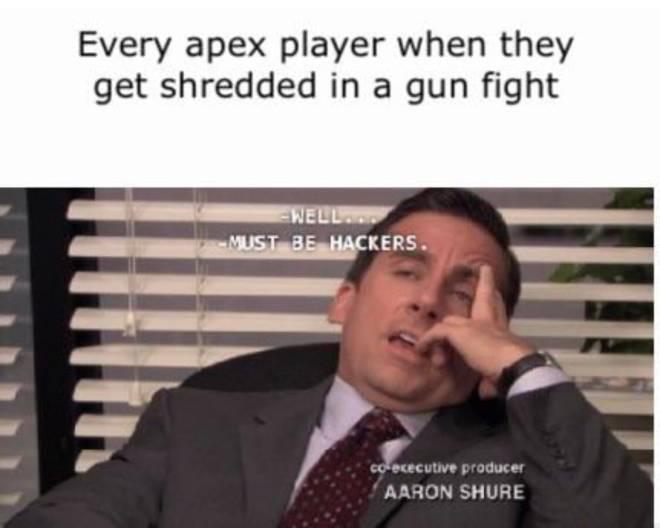 Apex Legends: Memes - AimBotTtt! image 2