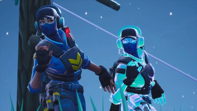 Fortnite: Battle Royale - Deadly Operators 🌐👮‍♀️✨ (Waypoint x Breakpoint Showcase) image 16