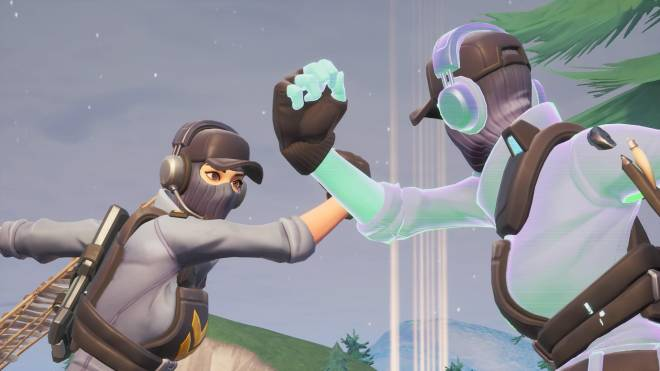 Fortnite: Battle Royale - Deadly Operators 🌐👮‍♀️✨ (Waypoint x Breakpoint Showcase) image 15