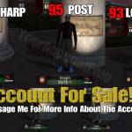 Stacked Nba 2k19 Account