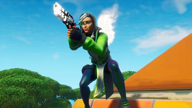 Fortnite: Battle Royale - Sweet Synapse 🦖✨ image 12