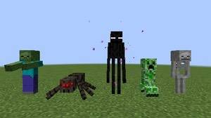 Minecraft: General - Which Monster Would You Be image 3