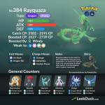 Rayquaza returns to raids with a radiant reveal!