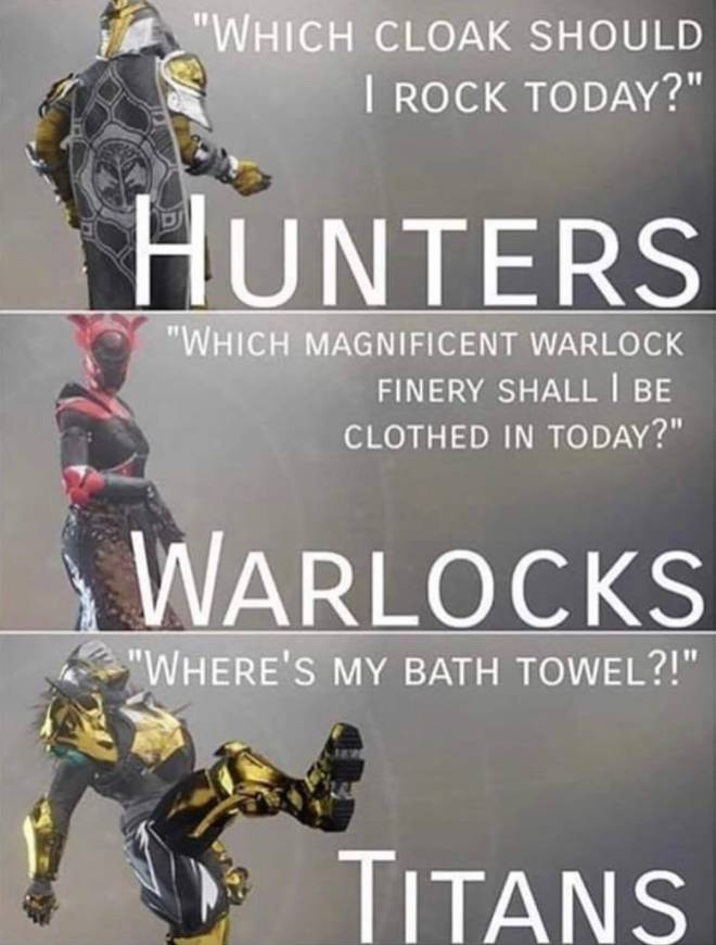 Destiny: General - Get the bath towel! image 1
