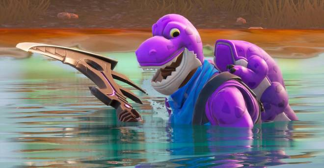 Fortnite: Battle Royale - Bronto : The Lost Dyno 🛐🦖💎 image 3