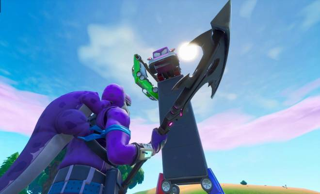 Fortnite: Battle Royale - Bronto : The Lost Dyno 🛐🦖💎 image 11