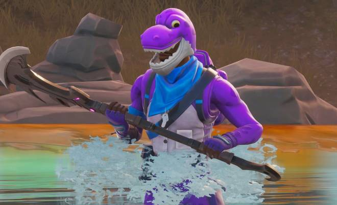 Fortnite: Battle Royale - Bronto : The Lost Dyno 🛐🦖💎 image 2