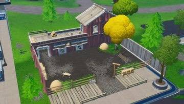 Fortnite: Battle Royale - Leaked images of what the Tilted Town buildings will look like image 1