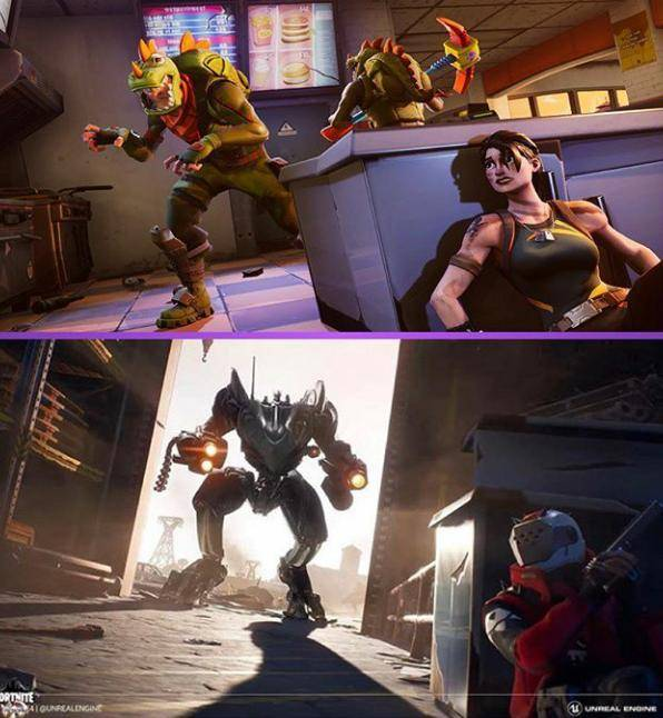 Fortnite: Battle Royale - Hmm... 🤔 image 1