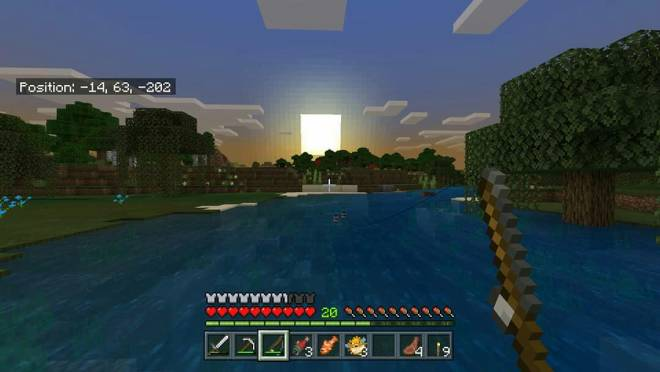 Minecraft: General - My Mom Plays Minecraft For the First Time image 5