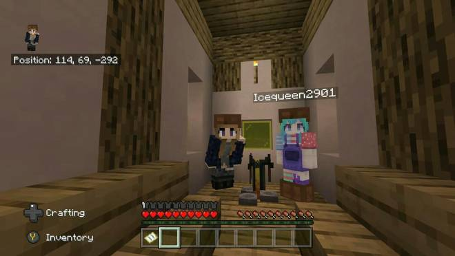 Minecraft: General - My Mom Plays Minecraft For the First Time image 2