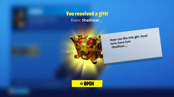 Fortnite: Battle Royale - Shalltear is an angel 💛✨ image 2