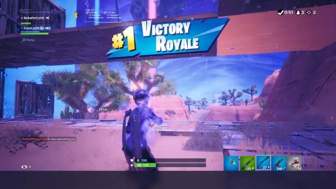 Fortnite: Battle Royale - Winner winner chicken dinner  image 2