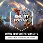 RKU is recruiting for ps4, pc,and xbox!