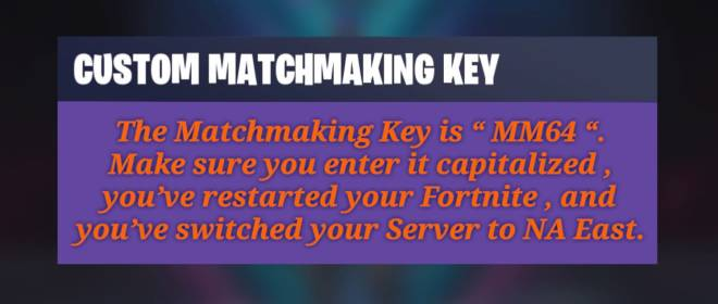Fortnite: Promotions - MM-64 Spark Event Information : Duo Sessions ⛽️🔮〽️〽️ image 11