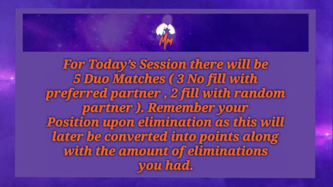 Fortnite: Promotions - MM-64 Spark Event Information : Duo Sessions ⛽️🔮〽️〽️ image 73