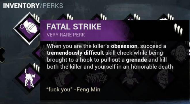 Dead by Daylight: Memes - Some cool new perk ideas!!! c: image 3