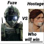 Fuse VS Hostage #Fuze