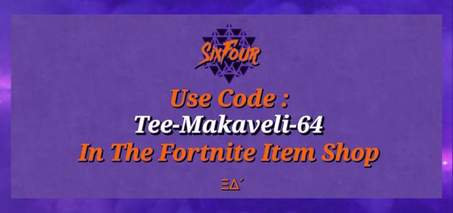 Fortnite: Promotions - MM-64 Spark Event : Tuesday Recap ! 🔮⛽️〽️〽️ image 18