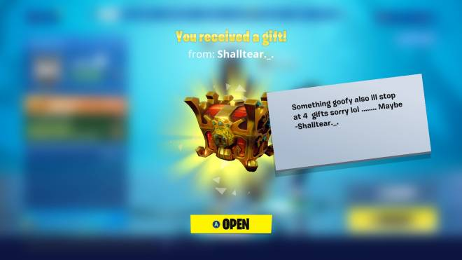 Fortnite: Battle Royale - Okay, ShallTear is too pure for this world 😭✨ image 2